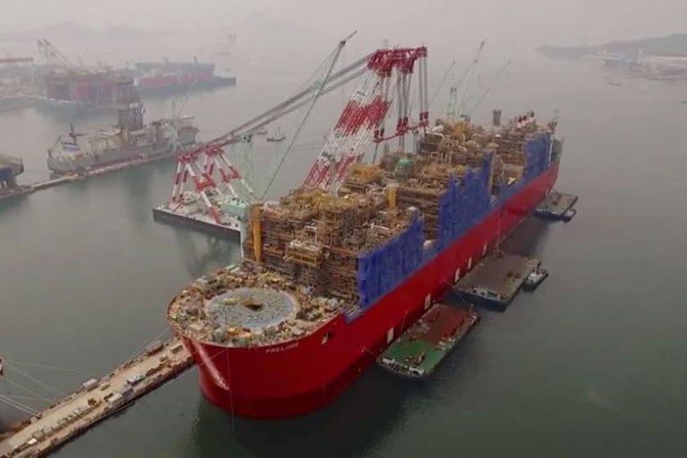کشتی غول پیکر Prelude FLNG offshore027 765x510
