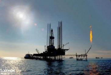 شیرجه نفتی در خزر