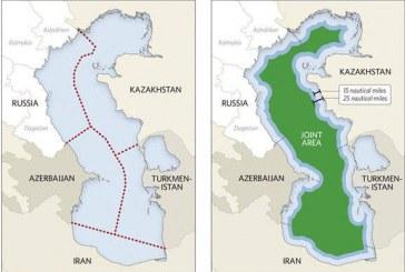 دریای خزر و بازی بزرگ جدید انرژی قرن ۲۱