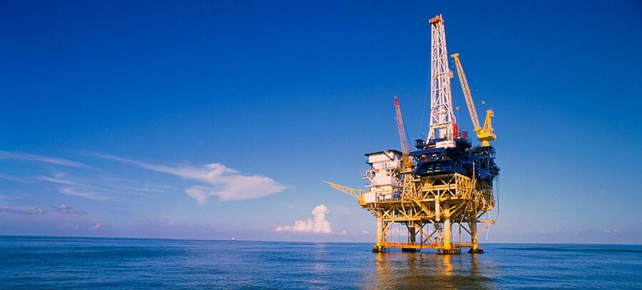 Offshore drilling rig, Gulf of Mexico دکل های حفاری آشنایی با دکل های حفاری offshore427