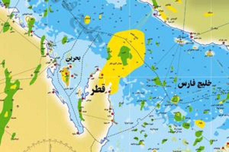 مخازن مشترک مخازن مشترک نفتی و گاز ایران offshore049 765x510
