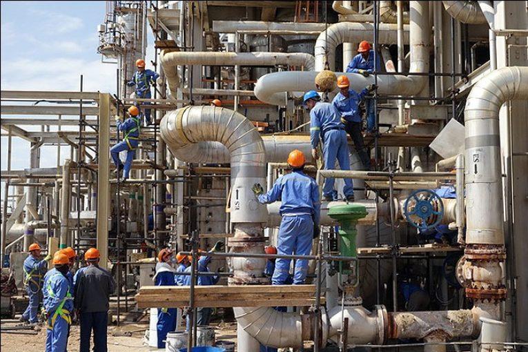 پارس جنوبی آغاز تعمیرات اساسی پالایشگاه اول مجتمع گاز پارس جنوبی offshore051 765x510