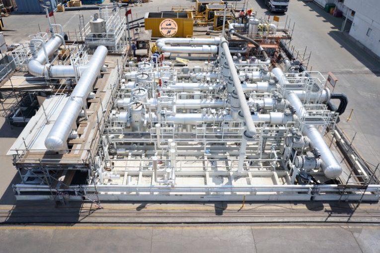 سیستم های اندازه گیری نفت و گاز (Metering System) offshore462 765x510