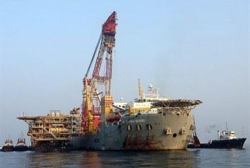 سکوی فاز ۲۱ ، تولید روزانه ۲۸ میلیون متر مکعب گاز