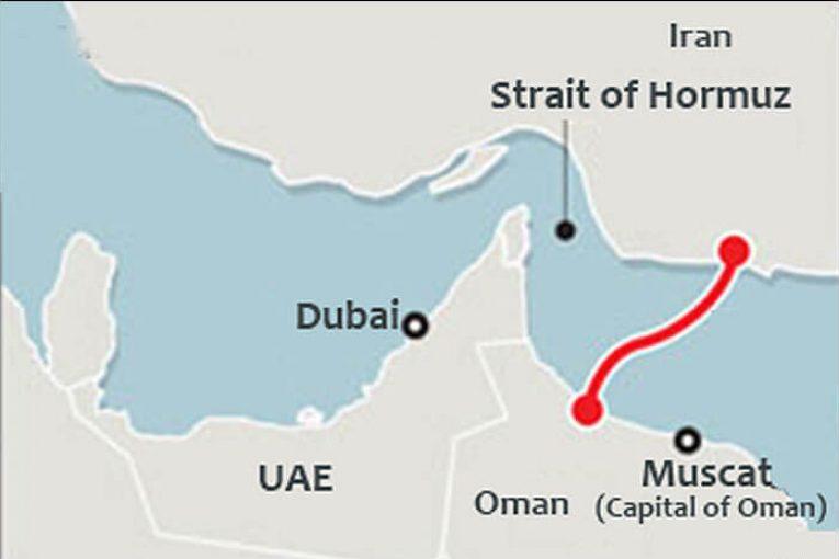 صادرات گاز ایران به عمان نقشه برداری دریایی پروژه صادرات گاز ایران به عمان پایان یافت offshore528 765x510