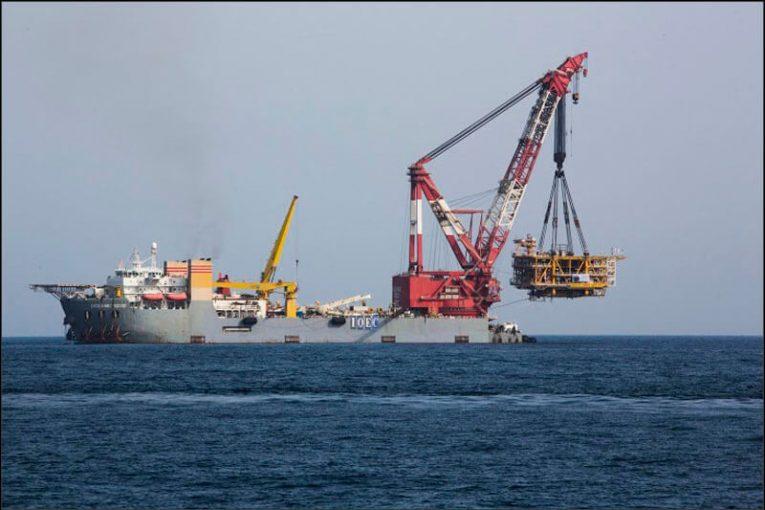 غولهای نفتی غولهای نفتی آینده ایران offshore590 copy 765x510