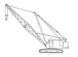 جرثقیل بوم خشک چرخ زنجیری مدل بالا از ۲۵۰ تن تا ۶۰۰ تن جهت اجاره images