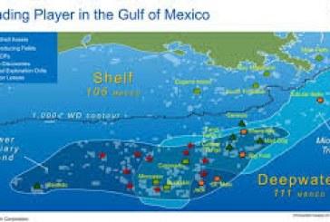 اهمیت منایع نفت و گاز فراساحلی خلیج مکزیک در اقتصاد آمریکا