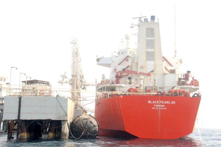 محموله پروپان و بوتان پالایشگاه NGL صادرات پنجمین محموله پروپان و بوتان پالایشگاه NGL سیری به مقصد پاکستان offshore34 1 765x510