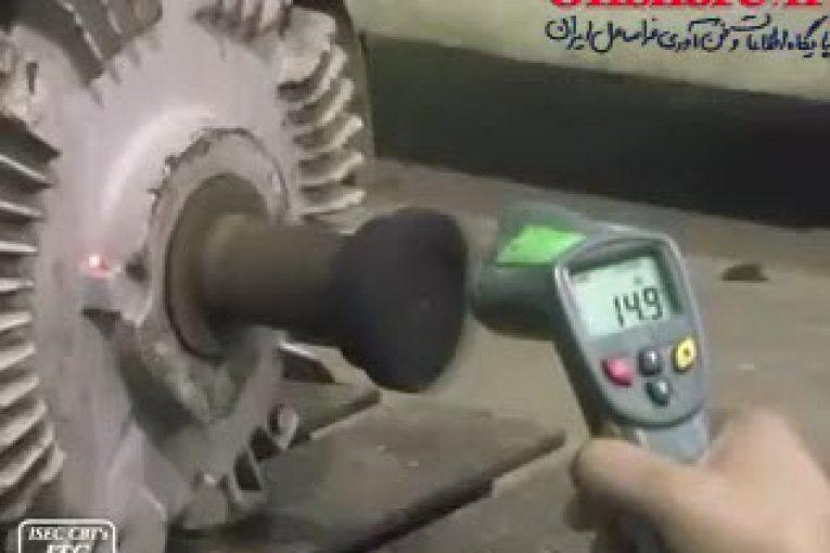 اندازه گیری دما در محیط های صنعتی