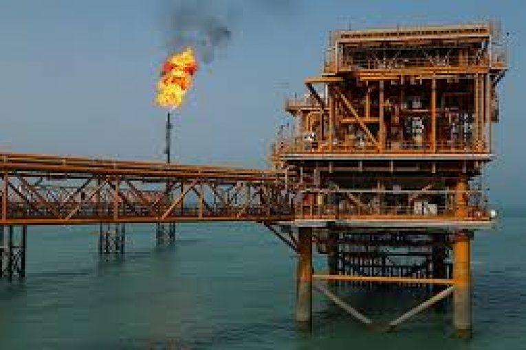سکوهای نفتی برداشت گاز از پارسجنوبی برداشت گاز از پارسجنوبی به ٥١٥ میلیون متر مکعب در روز میرسد download 765x510