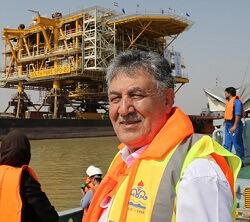 offshore جوینت خارجی در پروژههای نفتی ضرورت استفاده از جوینت خارجی در پروژههای نفتی offshore