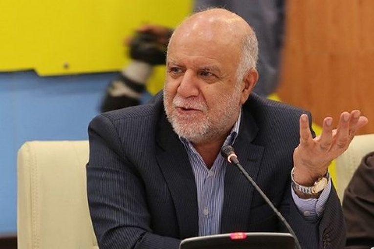 نفت ایران نفت ایران کمبود مشتری ندارد zangeneh 765x510