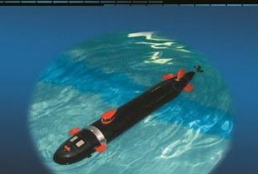طراحی و ساخت زیردریایی های مدل
