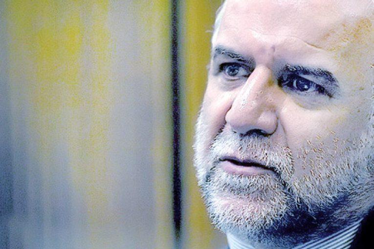 بیژن زنگنه، وزیر نفت  کاسبان تاریکی پول نفت ایران را بردند IMG07310191 765x510