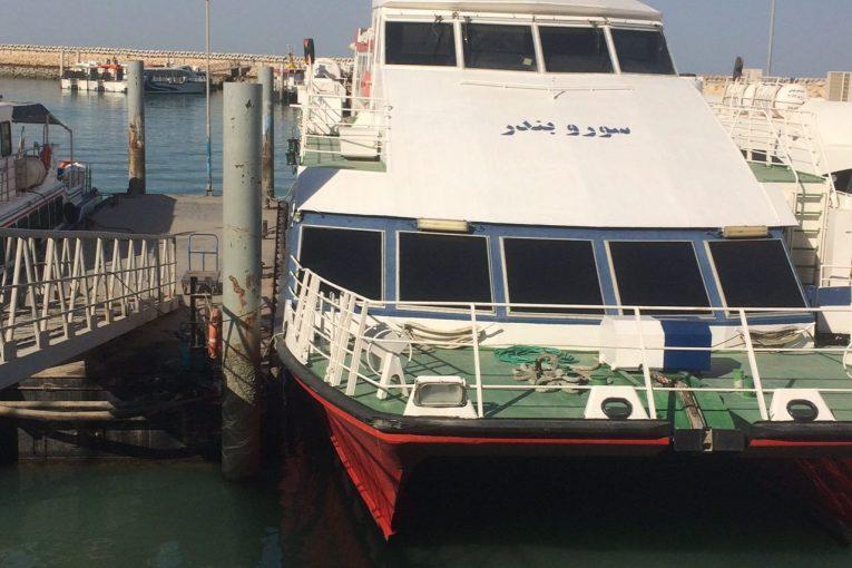 اجاره کشتی مسافربری کشتی مسافربری اجاره کشتی مسافربری IMG 20170311 231757 765x510
