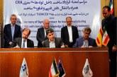 بزرگترین قرارداد ساخت کالای صنعت نفت در پسابرجام امضا شد