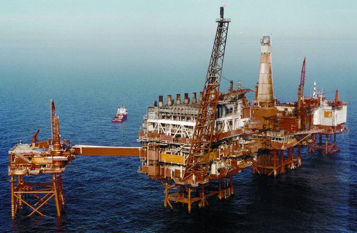 10میدان بزرگ نفتی در دریای شمال 10