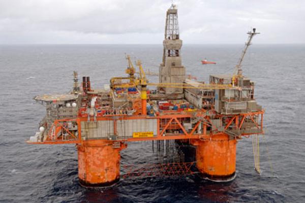 میدان اسنور  10میدان بزرگ نفتی در دریای شمال 8