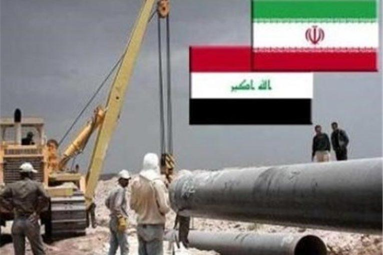 صادرات گاز صادرات گاز ایران به عراق آغاز شد 123 765x510