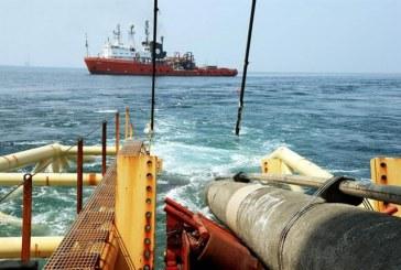 عملیات لوله گذاری آخرین خط دریایی فاز ۱۴ پارس جنوبی آغاز شد
